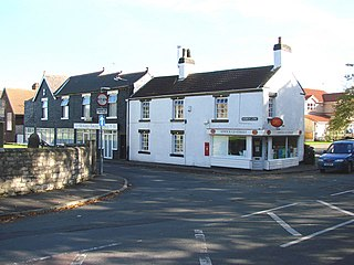 Adwick le Street Village in South Yorkshire, England