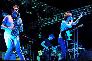 The Rapture (band) American band
