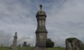 The Robert Simon Monument in West Kilbride Cemetery.png