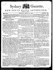 The Sydney Gazette and New South Wales Advertiser 3(112).djvu