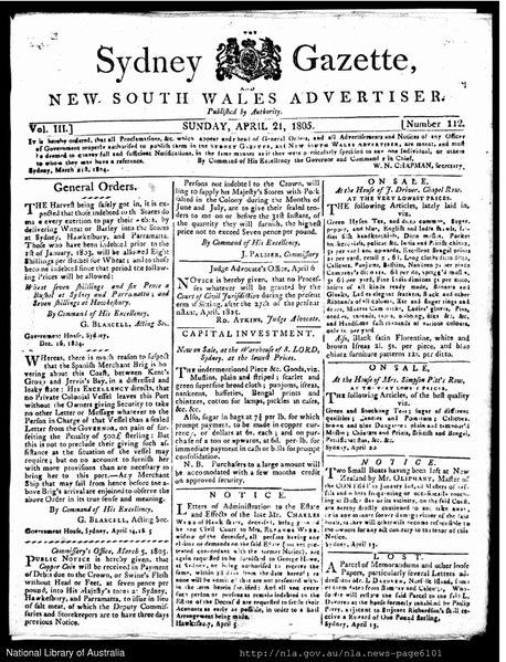 File:The Sydney Gazette and New South Wales Advertiser 3(112).djvu