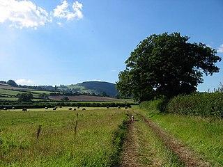 Three Castles Walk, Monmouthshire