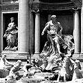 The Trevi fountain, Rome - panoramio.jpg
