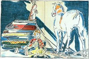 The Velveteen Rabbit shared piece 1
