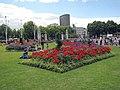 The area in front of Buckingham Palace- Площадь перед Букингемским дворцом. - panoramio.jpg