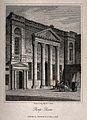 The pump room, Bath. Line engraving by H.S. Storer, 1818, af Wellcome V0012185.jpg