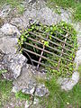 The water well in worship-cave of God Mitra.jpg