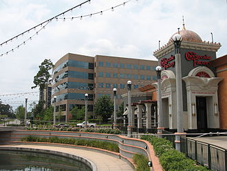 The Woodlands, Texas - Town Center