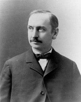 Harry M. Daugherty - Theodore E. Burton, a Congressman and Senator, was a key Daugherty ally during the first decade of the 20th Century.
