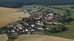 Thießen-Luko, Luftaufnahme (2015)