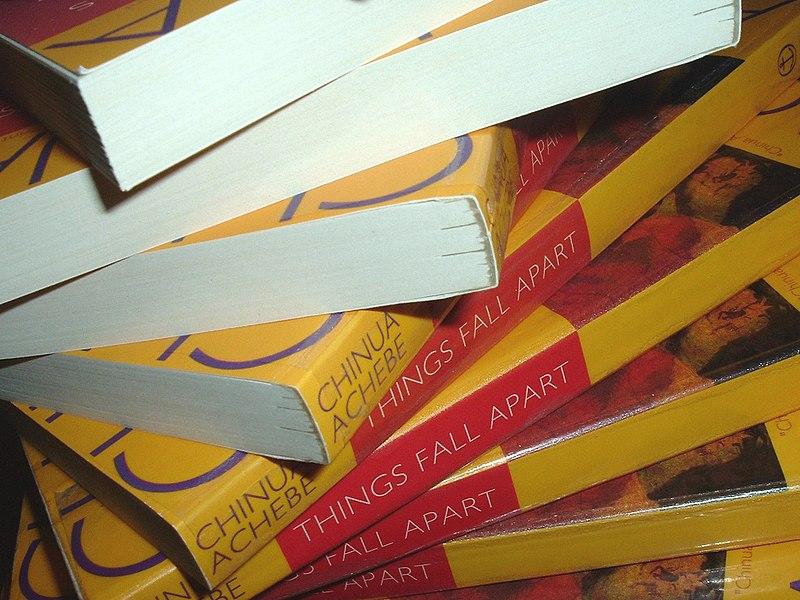 Things Fall Apart books 02.jpg