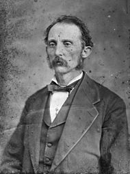 Thomas W. Bennett territorial governor - Brady-Handy.jpg