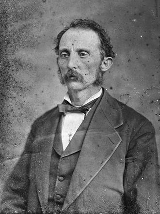 Thomas W. Bennett (territorial governor) - Image: Thomas W. Bennett territorial governor Brady Handy