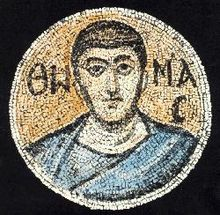 Thomas the Apostle mosaic.jpg