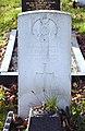 Thompson CWGC gravestone, Kirkdale Cemetery.jpg