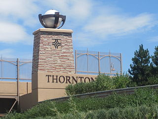 Thornton, Colorado City in Colorado, United States