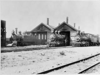 Thorndon railway station railway station