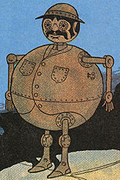 Tik-Tok personajı
