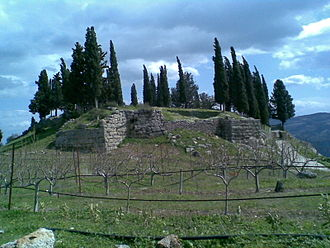 Titani - The Acropolis of Titane