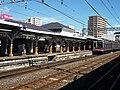 Tobu 20050 series 28855 at Kasukabe Station.jpg