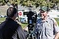 Todd Koel being Interviewed by Chet Layman (34502295060).jpg