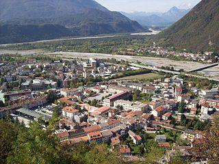 Tolmezzo Comune in Friuli-Venezia Giulia, Italy
