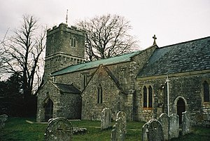 Church of Saint John, Tolpuddle - Image: Tolpuddle, parish church of St. John the Evangelist geograph.org.uk 474196