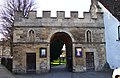 Tolsey Gate to the Abbey - geograph.org.uk - 2334910.jpg