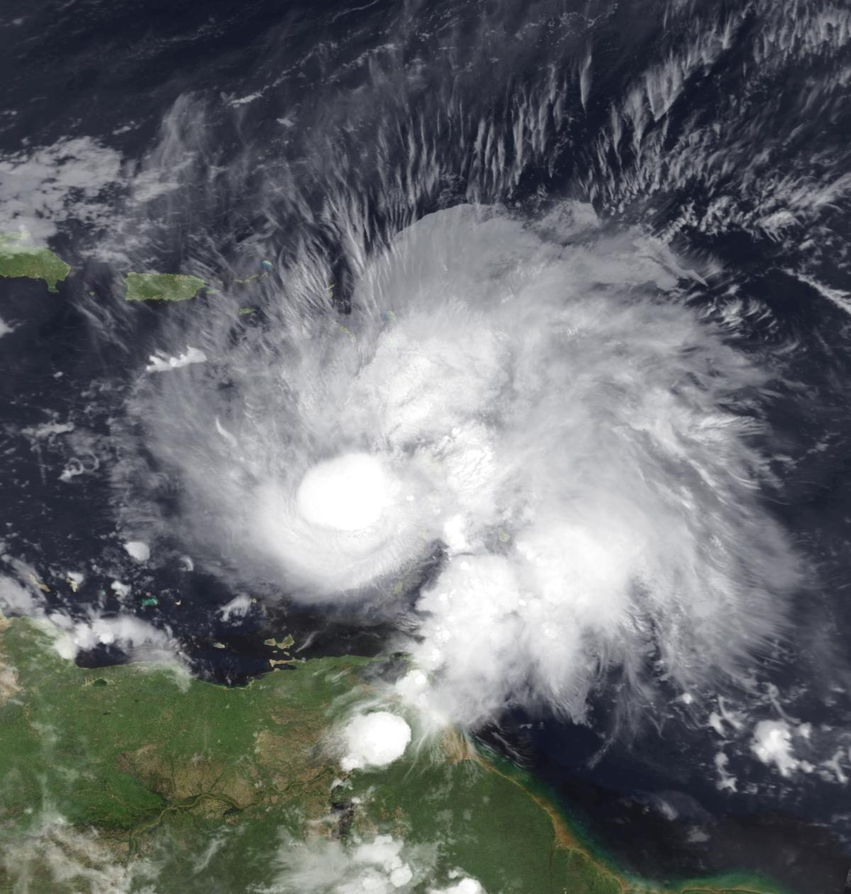Hurricane Tomas Wikipedia