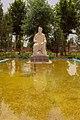 Tomb of Ferdowsi (تندیس-مجسمه فردوسی شاعر).jpg