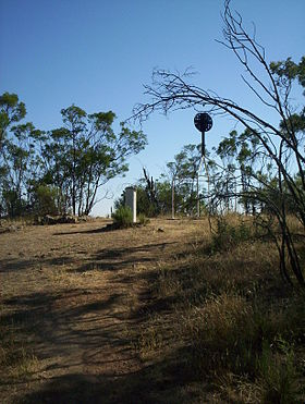 Top of the walking trail at Mt Majura.JPG