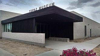 Delta, Utah - Topaz Museum in Delta, Utah