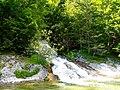 Toplitzsee Vordernbach-Wasserfall I.jpg