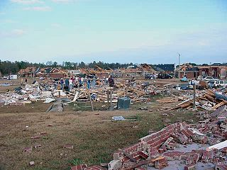 Tornado outbreak of November 23–24, 2001