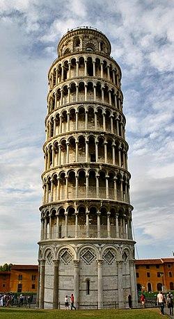 foto de Torre de Pisa Wikipedia la enciclopedia libre