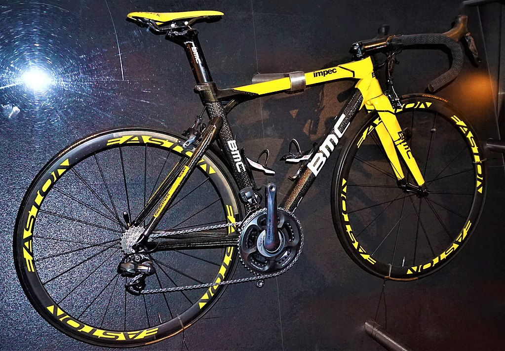 Tour de France winning Bicycle