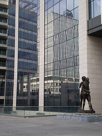 Finance Tower - Image: Tour des Finances