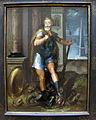 Toussaint Dubreuil (cerchia), ritratto di enrico IV di francia come ercole, 1600 ca. 01.JPG