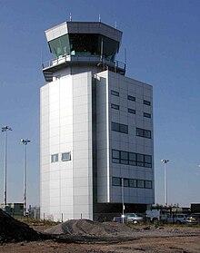 Bristol Airport Building Work