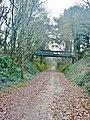 Tréméoc 08 L'ancienne voie ferrée Quimper-Pont-l'Abbé.jpg