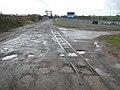 Track in former RAF Fauld - geograph.org.uk - 1224000.jpg