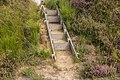 Trap naar hogergelegen Schaopedobbe. Locatie, Schaopedobbe (Schapenpoel) 01.jpg