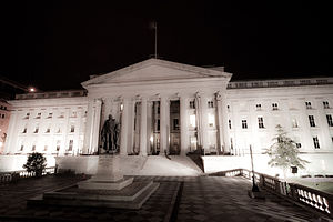 United States Department of the Treasury - Treasury Building