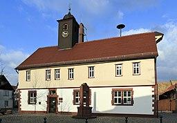 Trebur Altes Rathaus 20110122