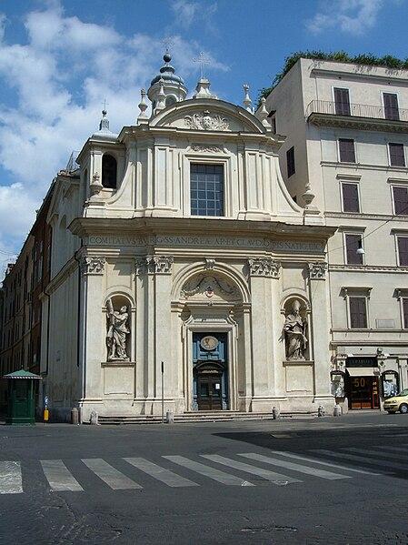 File:Trevi - SS. Andrea e Claudio dei Borgognoni.jpg