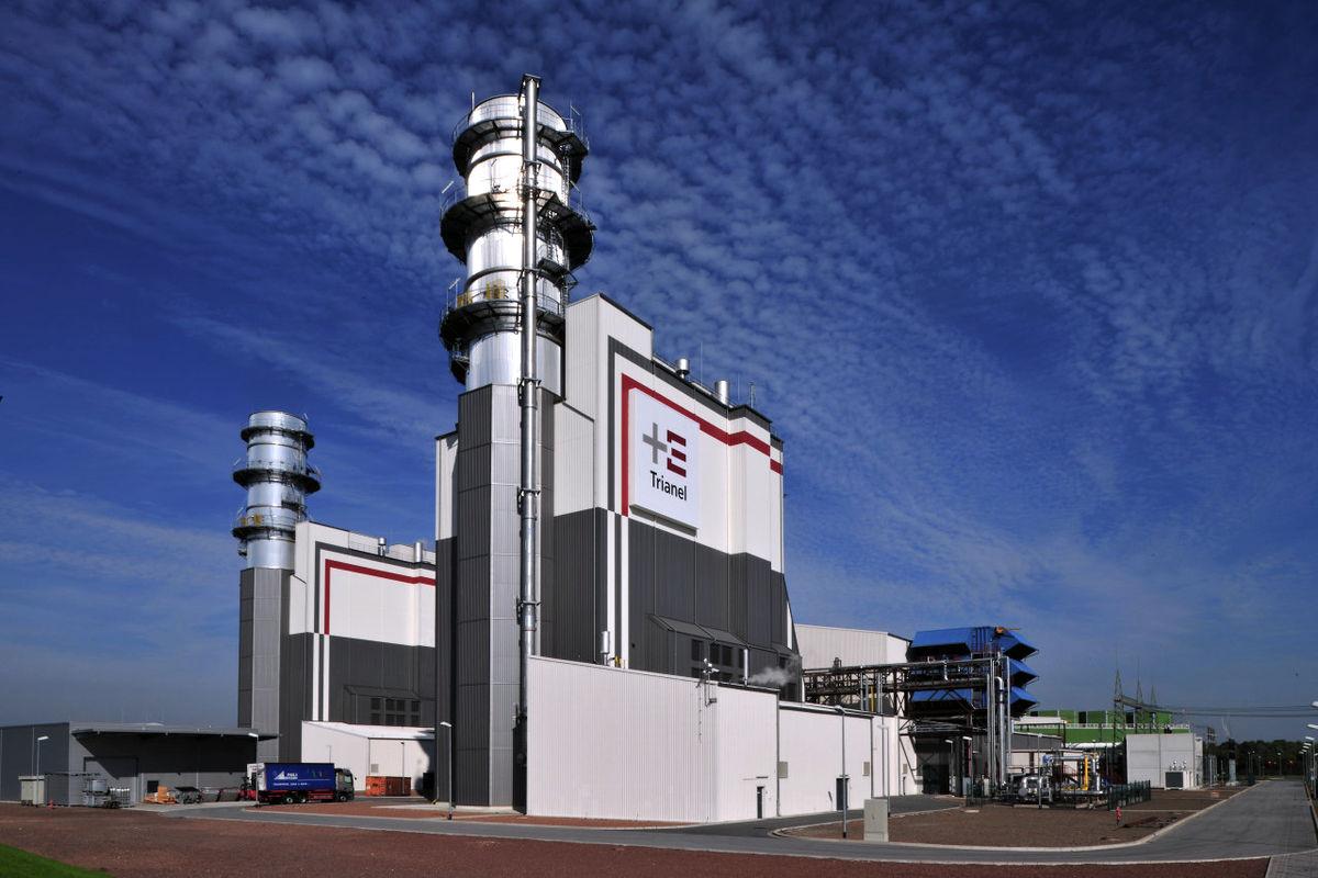 Gaskraftwerk – Wikipedia