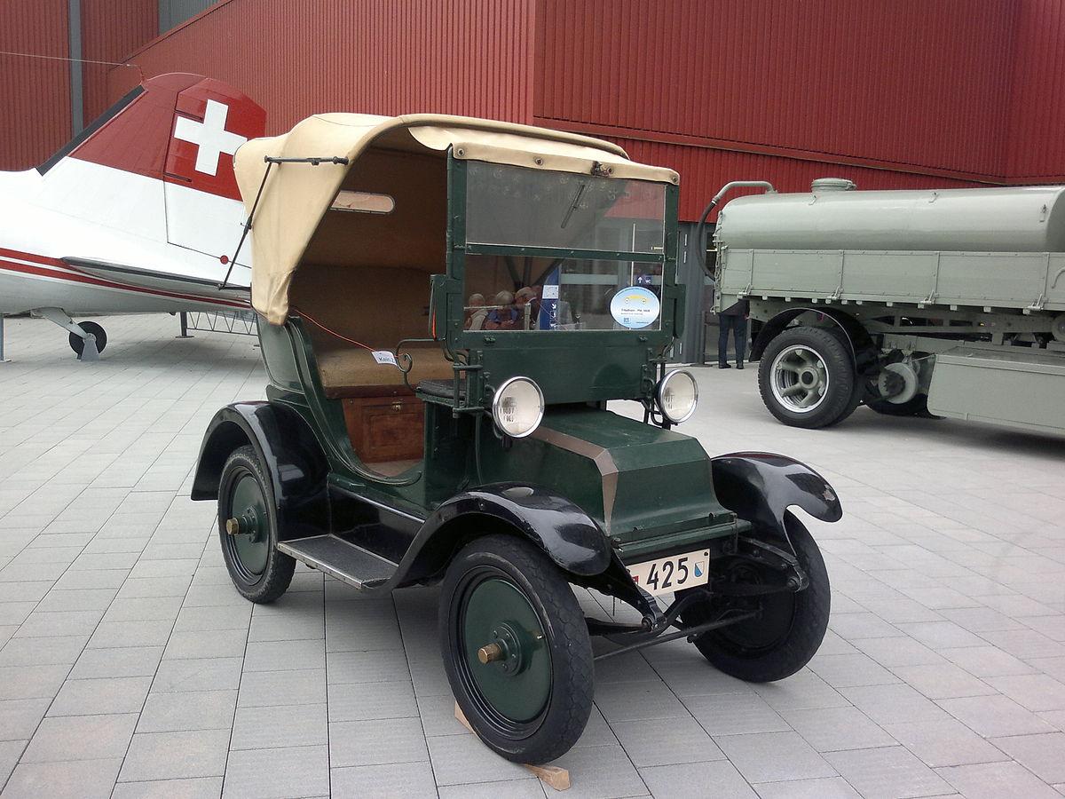 Electric Cars >> Tribelhorn - Wikipedia