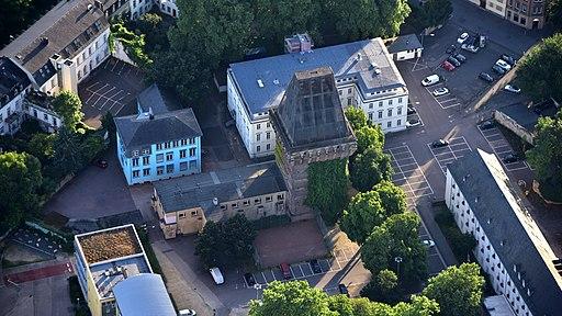 Trier 118x, Hochbunker Augustiner Hof