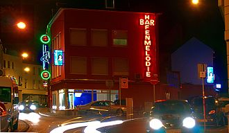 Brothel - Brothel Hafenmelodie Trier (Germany)