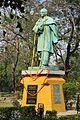 Triguna Sen Statue by Chandrashekhar Das - Jadavpur University - Kolkata 2015-01-08 2371.JPG